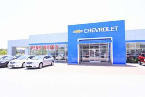 Renn Kirby Chevrolet Dealership