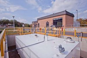 Lewisburg Waste Water Treatment Plant