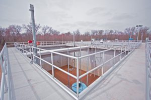 Fredericksburg Waste Water Treatment Facility