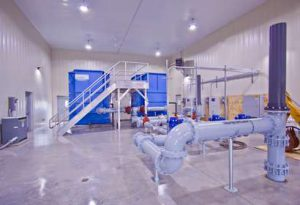 Fredericksburg Waste Water Treatment Facility