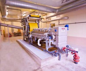 Dryden Waste Water Treatment Plant
