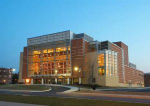 H. Ric Luhrs Performing Arts Center, Shippensburg University