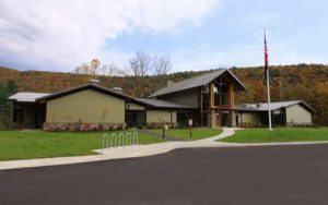 Sinnemahoning State Park Visiting Center